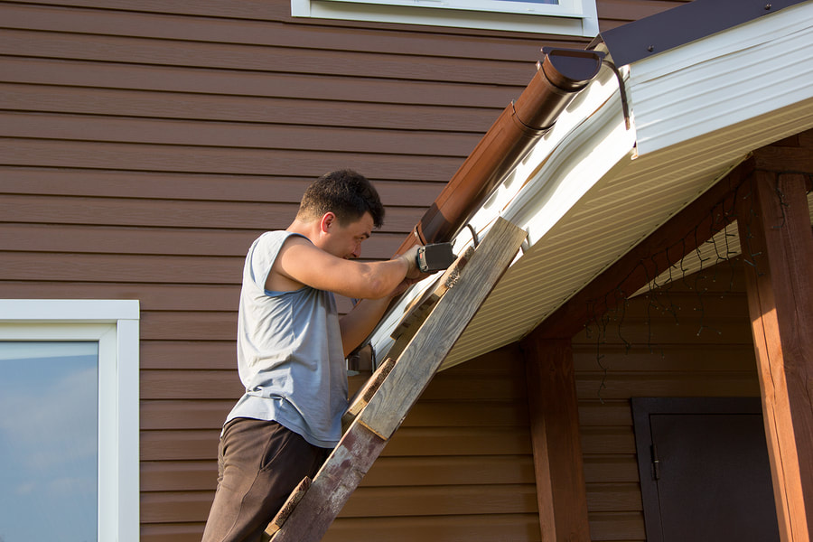 Gutter Installation Gutters Inspection